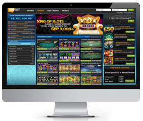 188BET UK Casino Screenshot