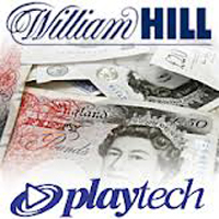 William Hill is taking control over Playtech